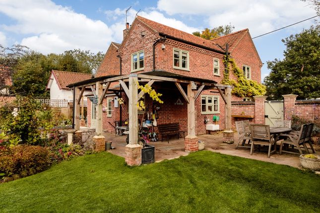 Thumbnail Detached house for sale in Broadmoor Road, Thetford, Norfolk