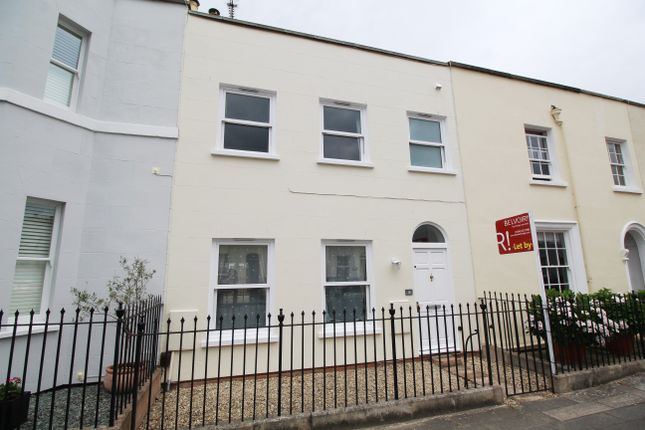 Thumbnail Town house to rent in Hatherley Street, Cheltenham