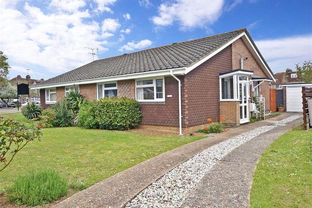 Thumbnail Semi-detached bungalow for sale in White Horses Way, Littlehampton, West Sussex