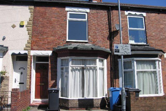 Front Elevation of Newstead Street, Hull HU5
