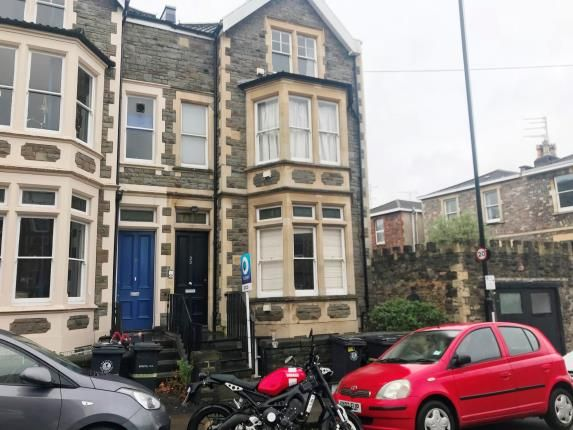 Thumbnail Flat for sale in Hampton Road, Bristol