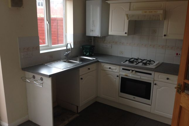 Thumbnail Terraced house to rent in Harrison Drive, St. Mellons