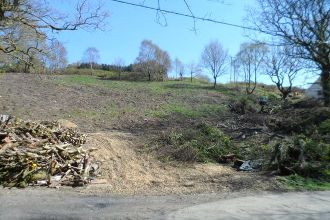 Thumbnail Land for sale in Station Road, Ystradgynlais, Swansea