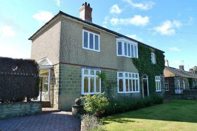 4 bed detached house for sale in Nedderton Village, Bedlington