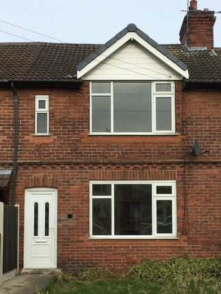 Thumbnail Terraced house to rent in Katherine Road, Thurcroft, Rotherham, South Yorkshire
