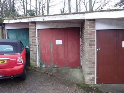 Commercial property to let in Garage, St Martins Place, Canterbury, Kent