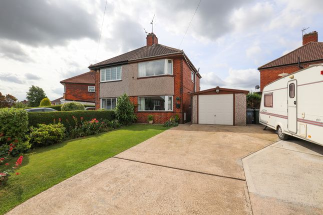 Thumbnail Semi-detached house for sale in Brinsworth Hall Drive, Brinsworth, Rotherham