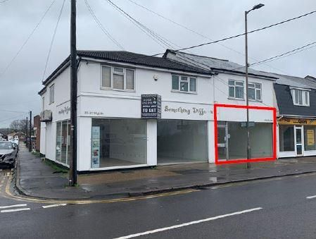 Thumbnail Retail premises to let in Shop, 37, High Street, Canvey Island
