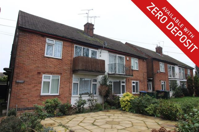 Thumbnail Maisonette to rent in Selsey Close, Coventry