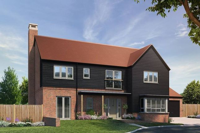 """Thumbnail Detached house for sale in """"The Austen"""" at Andover Road North, Winchester"""