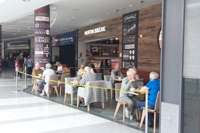Thumbnail Restaurant/cafe for sale in Centre West Shopping Centre, East Kilbride