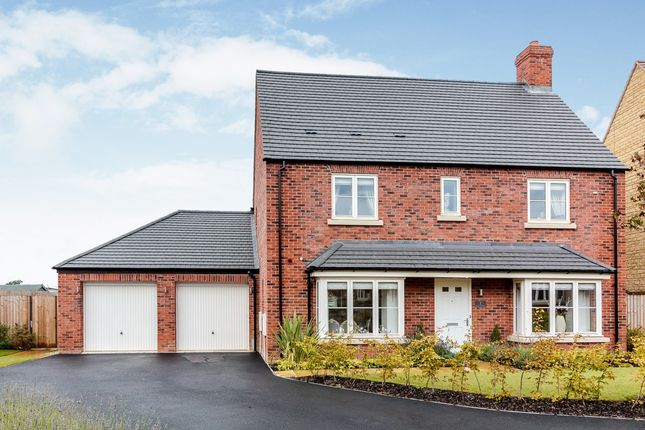 Thumbnail Detached house for sale in Red Fescue Close, Mickleton, Gloucestershire