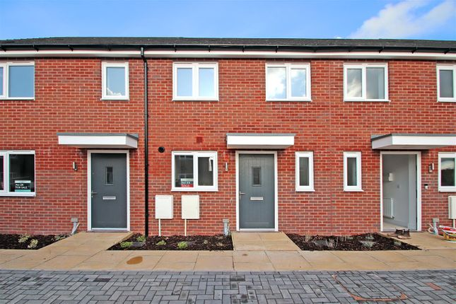 Thumbnail Town house for sale in The Alban, Victoria Park, Off Boothen Old Road, Stoke
