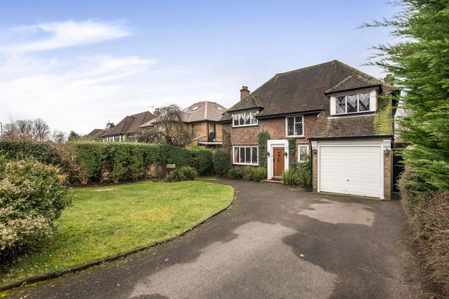 Thumbnail Detached house for sale in Rowlands Avenue, Pinner