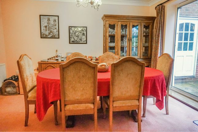 Dining Room of Burrow Hill Place, Bishopstoke Eastleigh SO50