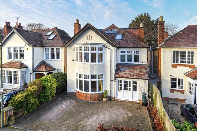 Thumbnail Detached house for sale in Davenant Road, Oxford