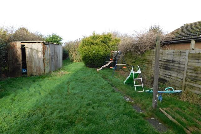 Garden 1 of Wainfleet Road, Thorpe St. Peter, Skegness PE24