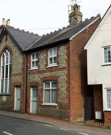 Thumbnail End terrace house for sale in The Cottage, Green End, Braughing, Ware, Hertfordshire