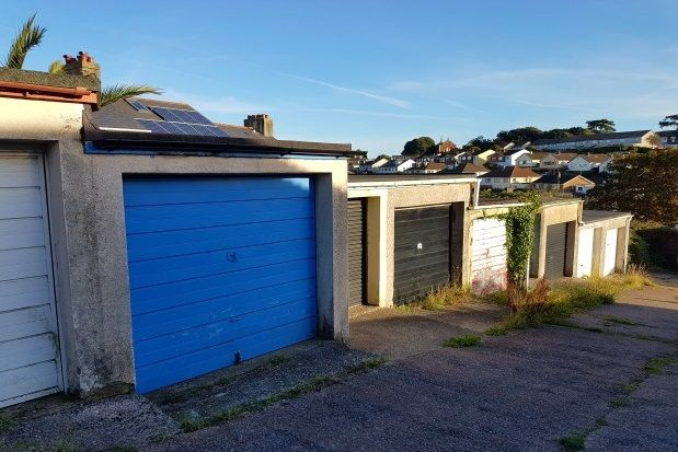 Parking/garage to rent in Ailescombe Drive, Paignton