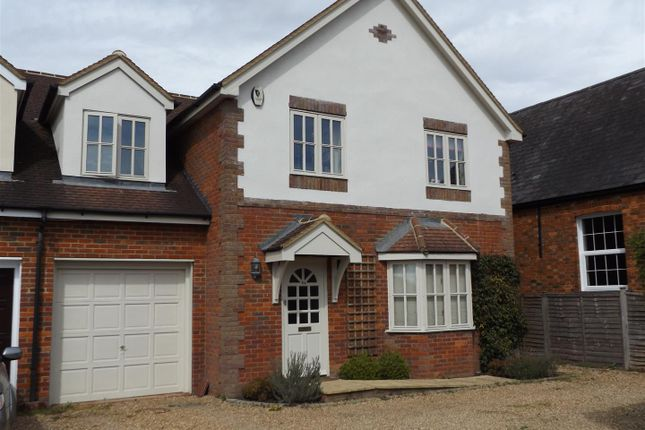 Thumbnail Link-detached house for sale in West Street, Steeple Claydon, Buckingham