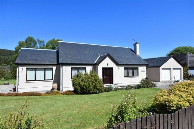 Thumbnail Detached bungalow for sale in Ballindalloch