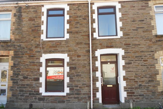 Thumbnail Terraced house to rent in St. Mary Street, Port Talbot, Neath Port Talbot.