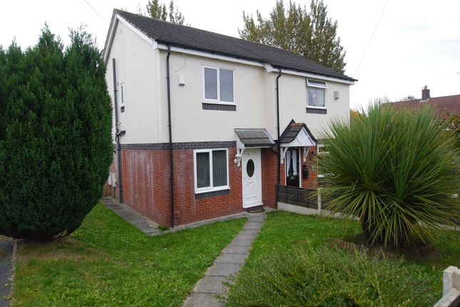 Thumbnail Semi-detached house to rent in Shortland Place, Bickershaw, Wigan