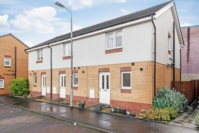 Thumbnail End terrace house for sale in Cyril Place, Paisley, Renfrewshire, .