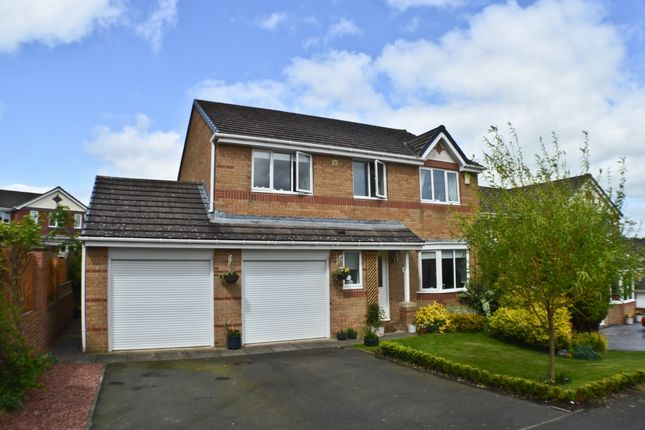 Thumbnail Detached house for sale in Grey Lady Walk, Prudhoe