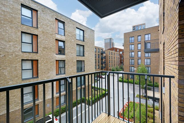 Thumbnail Flat for sale in Endeavour House, Marine Wharf, London