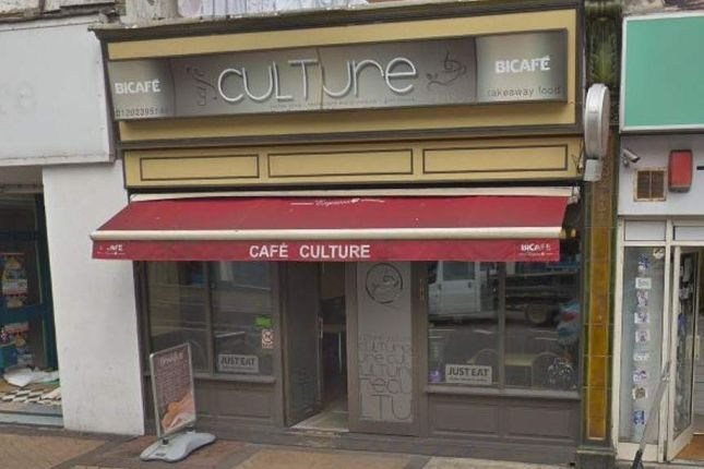 Thumbnail Restaurant/cafe for sale in Christchurch Road, Boscombe, Bournemouth