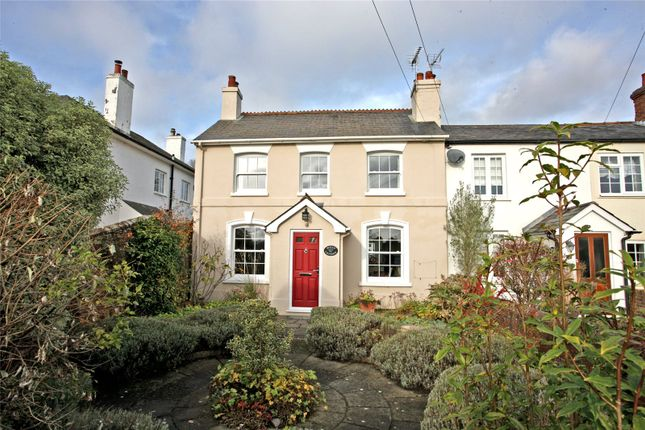 Thumbnail Semi-detached house for sale in Bentley, Farnham, Surrey