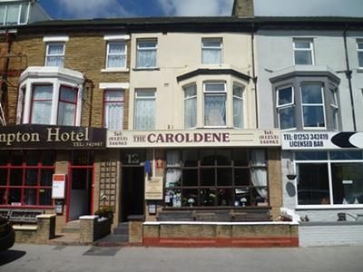 Thumbnail Hotel/guest house for sale in Woodfield Road, Blackpool, Lancashire