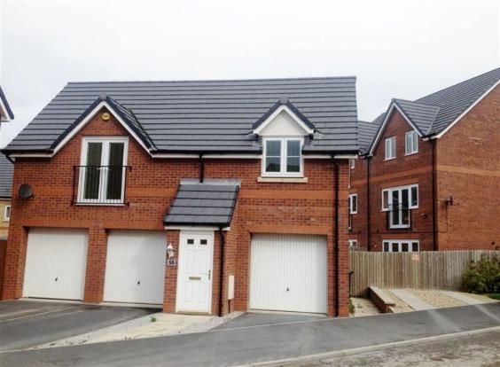 Thumbnail Flat to rent in Harrier Close, Lostock
