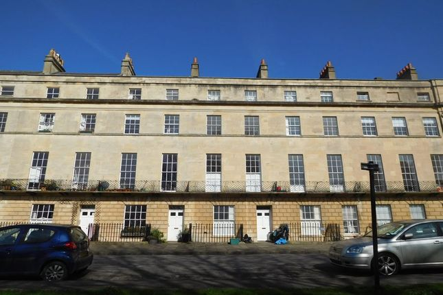 Thumbnail Flat to rent in Nelson Place West, Bath