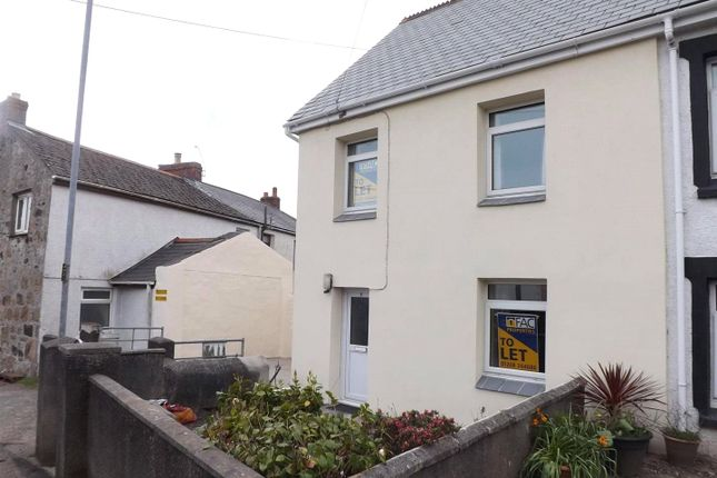 Thumbnail Semi-detached house to rent in Luxulyan Road, St Blazey Gate, Par