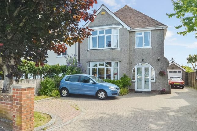 Thumbnail Detached house for sale in Dorchester Road, Weymouth