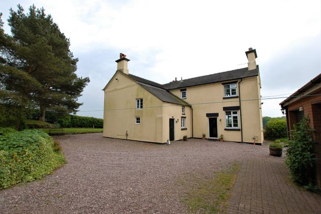 Thumbnail Detached house for sale in Alton Road, Cheadle, Stoke-On-Trent