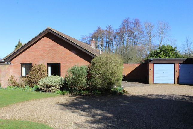 Thumbnail Bungalow to rent in Church Lane, Ufford, Woodbridge