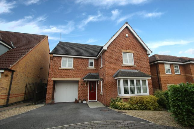 Thumbnail Detached house for sale in Ponden Close, Hemsworth