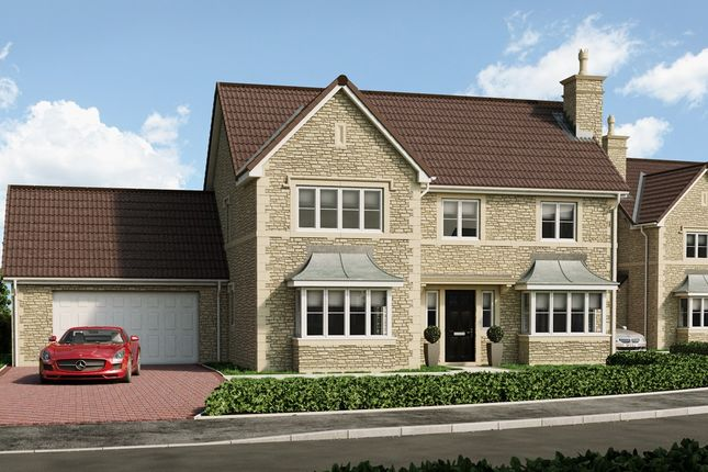 Thumbnail Detached house for sale in Hawkesmead Close, Norton St Philip, Bath