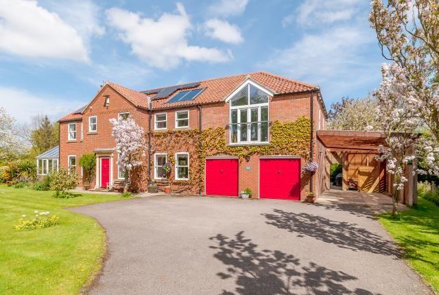 Thumbnail Detached house for sale in Malt Kiln Lane, Appleton Roebuck, York, North Yorkshire