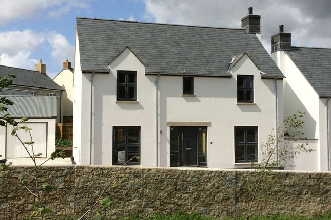 Thumbnail Detached house for sale in Plot 78, Bellacouch Meadow, Chagford