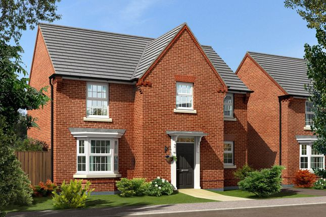 "Thumbnail Detached house for sale in ""Mitchell"" at Ellerbeck Avenue, Nunthorpe, Middlesbrough"