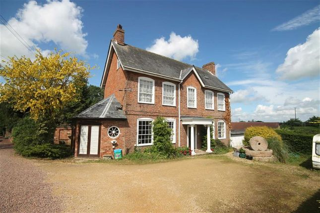 Thumbnail Detached house for sale in Tibberton Lane, Huntley, Gloucester