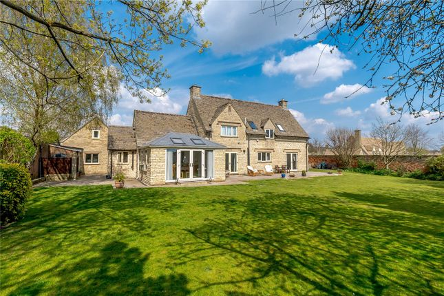 4 bed detached house for sale in Coln St. Aldwyns, Cirencester, Gloucestershire GL7