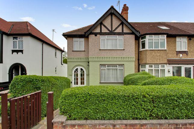 3 bedroom end terrace house for sale in Elton Avenue, Greenford