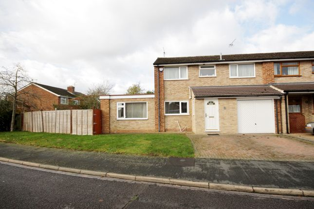 Thumbnail End terrace house for sale in Paget Drive, Maidenhead