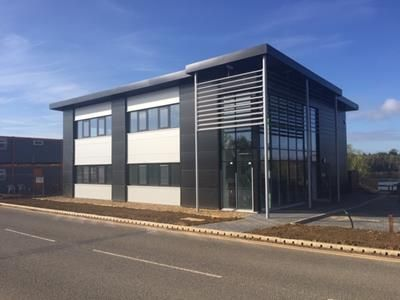 Thumbnail Office for sale in A & B, Flaxley Road, Kingston Park, Peterborough