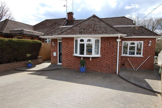 Thumbnail Bungalow for sale in Woodlands Road, Kings Langley Borders, Hemel Hempstead, Hertfordshire